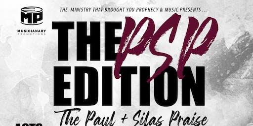 The PSP Edition   The Paul & Silas Praise Edition