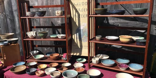 Pick a Bowl Soup & Pottery Event for a Cause