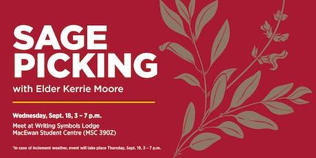 Sage Picking with Elder Kerrie Moore tickets