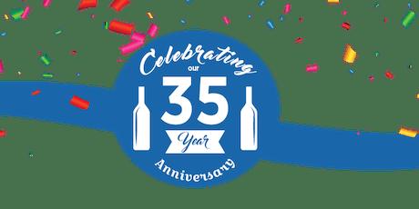 RCS Training's 35th Anniversary Celebration tickets