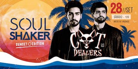 SOULshaker SUNSET Edition - CAT DEALERS ! ingressos