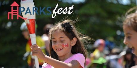 ParksFest 2019 tickets