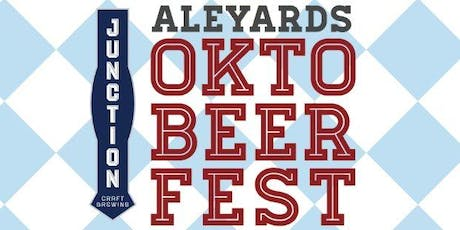 Aleyards OKTOBEERFEST '19 tickets