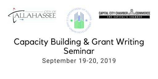 Capacity Building & Grant Writing Seminar