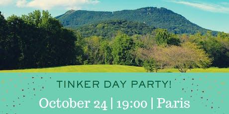 Paris Tinker Day Party billets