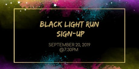 Sickle Cell Awareness Black Light Run tickets