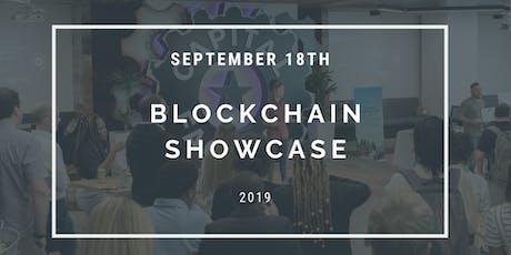 Blockchain Showcase tickets