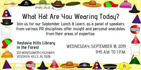 PRCA-B Presents: What Hat Are You Wearing Today? tickets