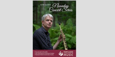 Noonday Concert Series: Ed Pearlman & Neil Pearlman