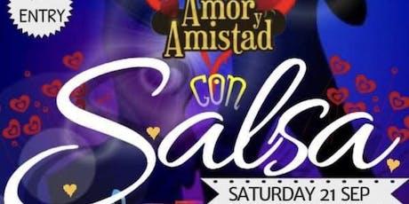 Noche De Salsa tickets