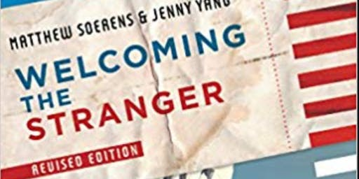 Pastors Lunch with Matthew Soerens from World Relief, Author of Welcoming the Stranger