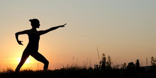 Tuesday Principles of Tai Chi