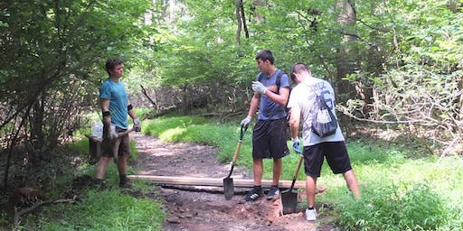 TRAIL MAINTAINER TRAINING SESSION FOR VOLUNTEERS