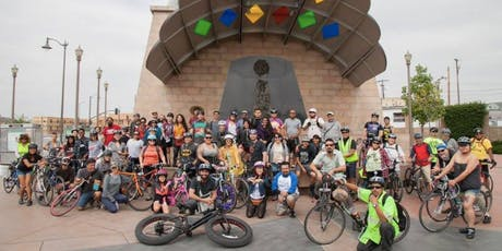 BEST Class + Ride: Street Skills and Eastside Mural Ride (Boyle Heights/East LA) tickets