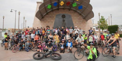 BEST Class + Ride: Street Skills and Eastside Mural Ride (Boyle Heights/East LA)
