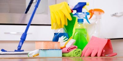 Reducing Toxins in Home Cleaning