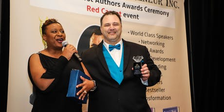 Magnetic Entrepreneur: Author Awards 2020 tickets
