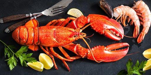 NIRI SF Fall Kick-Off Lobster Feed Event