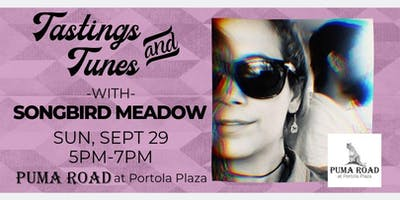 Live Music - Tastings & Tunes w/ Songbird Meadow