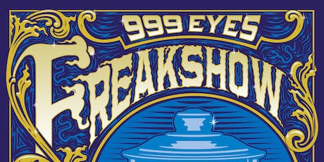 999 Eyes Freakshow with That Damned Band tickets