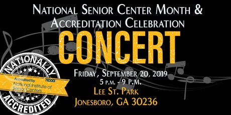 Accreditation Celebration Concert tickets