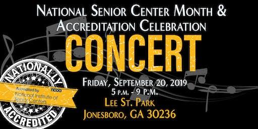 Accreditation Celebration Concert