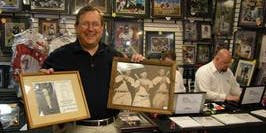 James Spence Authentication (JSA) In Store Appearance