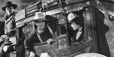 Screening of John Ford's STAGECOACH tickets
