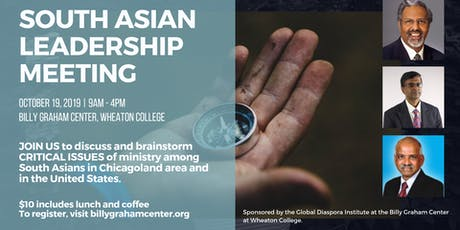 South Asian Leadership Meeting tickets