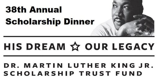 Dr. Martin Luther King Scholarship 38th Annual Dinner