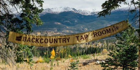 Upslope Backcountry Tap Room tickets
