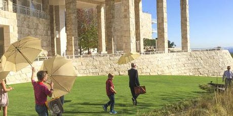 """A Saturday Museum Excursion: """"The Getty"""" tickets"""