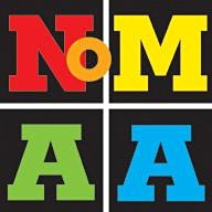 NoMAA (Northern Manhattan Arts Alliance) logo