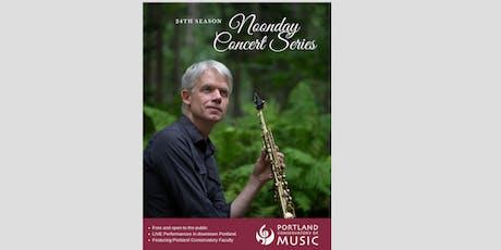 Noonday Concert Series: Kim Lehmann tickets