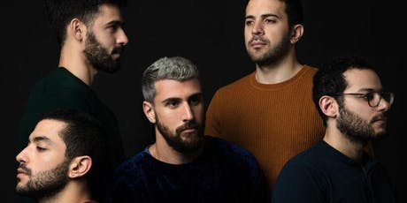 Mashrou' Leila tickets