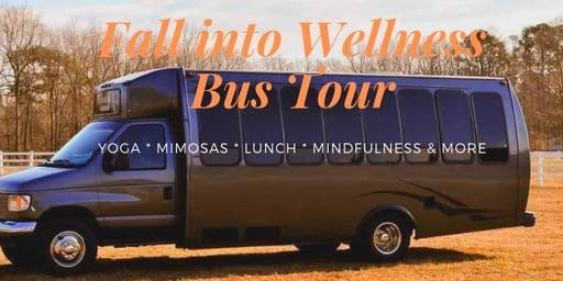 The Wellness Party Bus is coming to you!