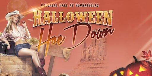 Halloween Hoe Down