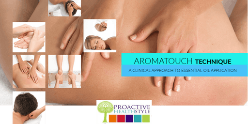 Aromatouch Certification Training in Nanaimo