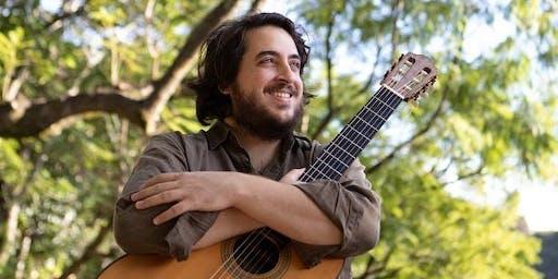 Apeldoorn gitaar Series - Joao Camarero (Brazil)
