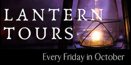 Lantern Tours - Victorian Superstitions tickets