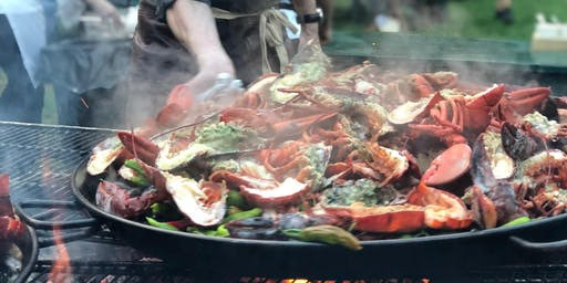 Late Summer Lobster Bake at The Inn at Five Points