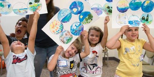 HEDER - Jewish Program for Children in Russian