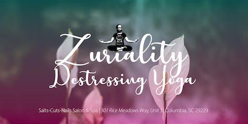 Zurialiaty De-Stressing Yoga