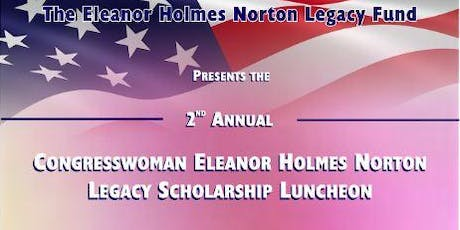 DCFDW Presents: Eleanor Holmes Norton Legacy Fund Scholarship Luncheon tickets