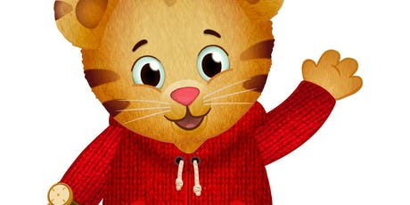 Daniel Tiger Visit tickets