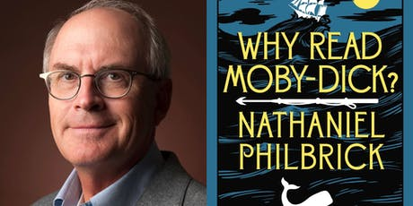 Nathaniel Philbrick: The Enduring Power of Moby-Dick tickets