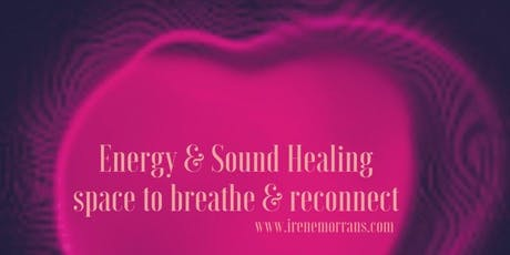 Energy & Sound Healing  tickets