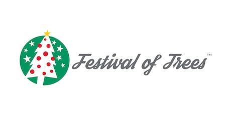 Volunteer Registration for Festival of Trees 2019 tickets