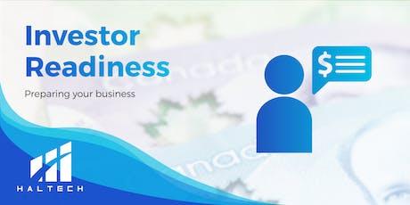 Investor Readiness Series tickets