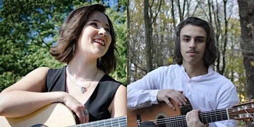 Apeldoorn gitaar Series - Elke Prinsier & Aldo Likafi (Greece & Belgium)